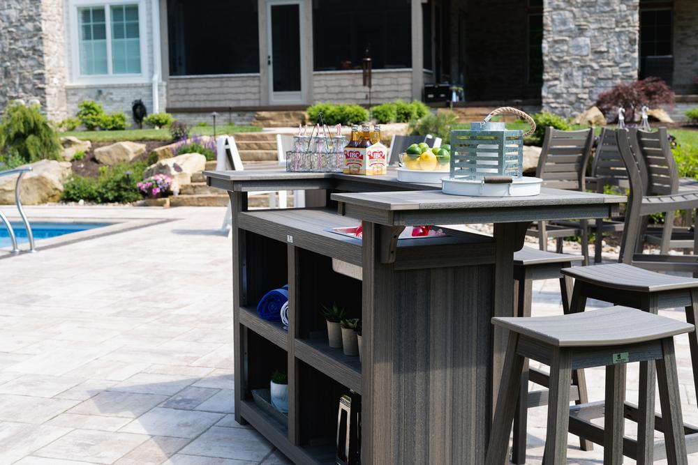 bar & buffet tables