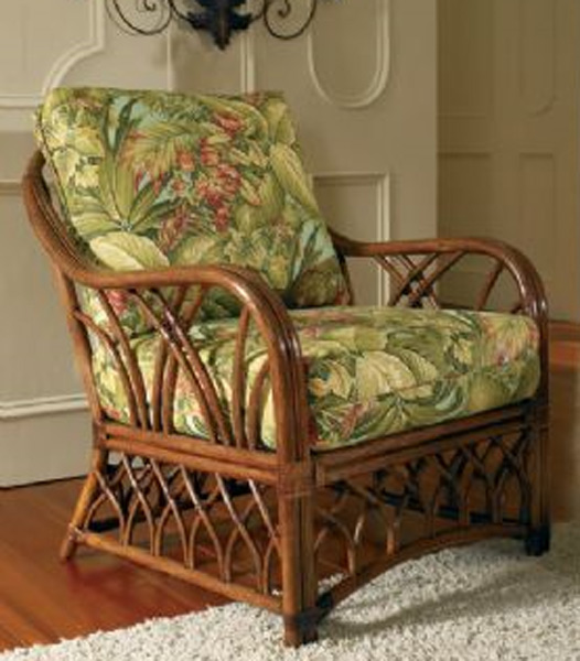 classic rattan chair