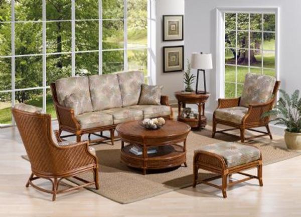 classic rattan living room1
