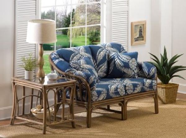classic rattan living room2