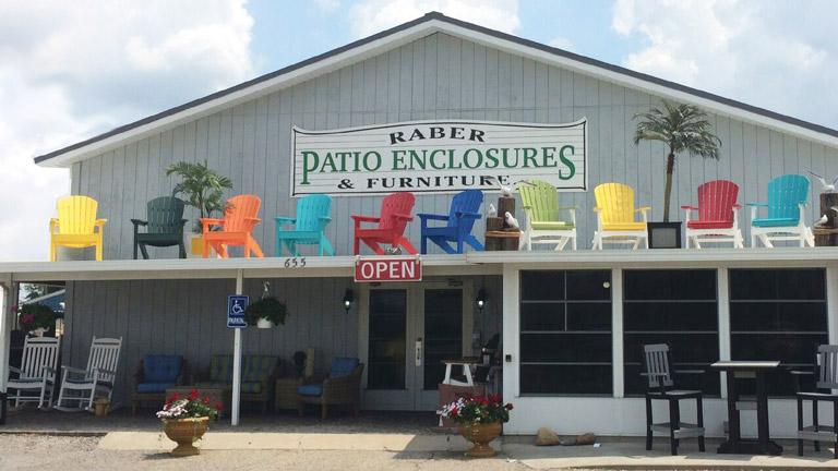 Raber Patio Store